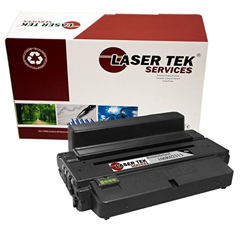 Laser Tek Services® Xerox 106R02313 Black High Yield Remanufactured Replacement Toner Cartridge for the Xerox WorkCentre 3325, WorkCentre 3325