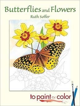 Bitorrent Descargar Butterflies And Flowers To Paint Or Color PDF Español