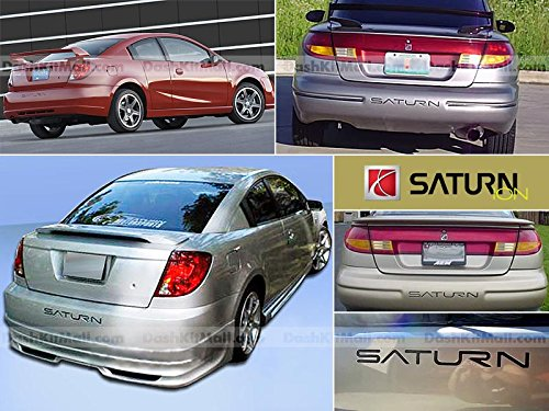 saturn-ion-rear-bumper-letter-insert-not-decals-black