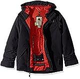Burton Boys Amped Jacket, True Black, Small