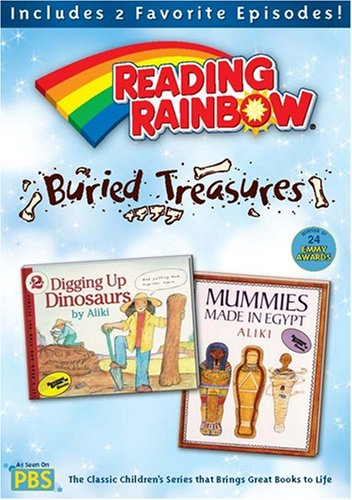Reading Rainbow: Buried Treasures]()