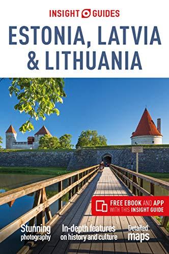 Insight Guides Estonia, Latvia & Lithuania (Travel Guide with Free eBook)