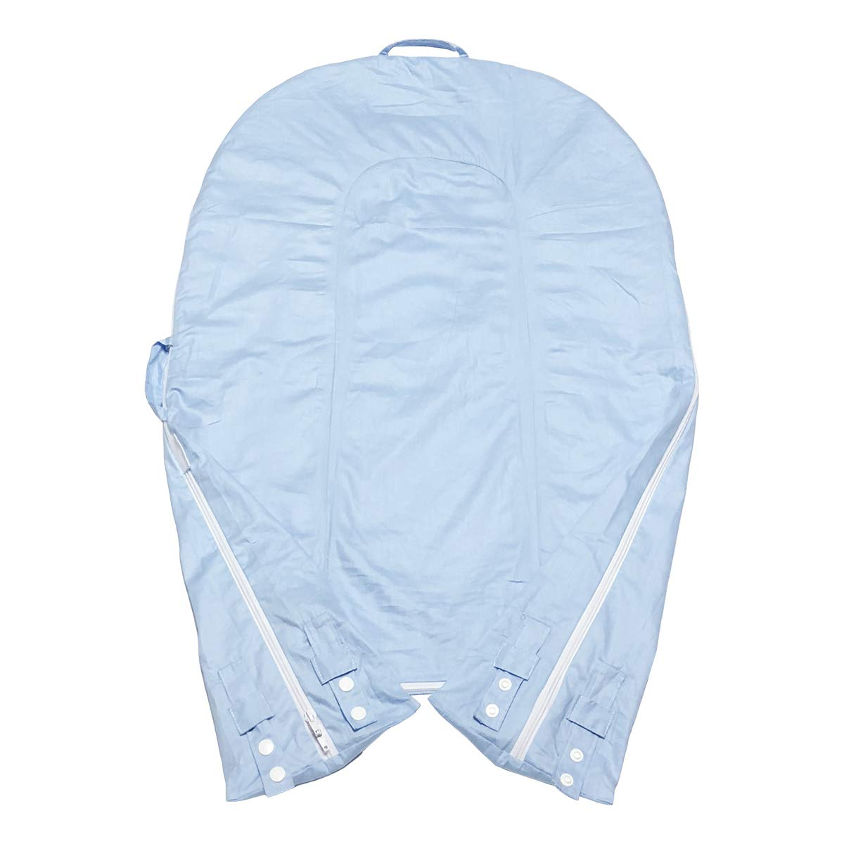 Fits Dockatot Deluxe+️ SimpleTot Baby Nest Sleep Pod Replacement Extra Cover White