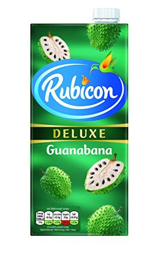 Rubicon Still Guanabana Juice Drink Cartons, 1L - Pack of 12