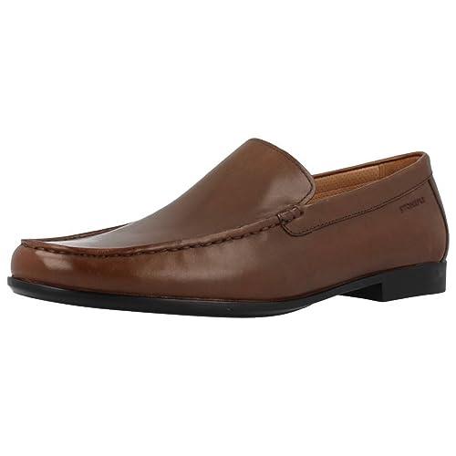 Mocasines para hombre, color marrï¿œn , marca STONEFLY, modelo Mocasines Para Hombre STONEFLY SUMMER II 1 CALF Marrï¿œn: Amazon.es: Zapatos y complementos