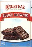 Krusteaz FUDGE BROWNIE Mix 7lb. (4 Pack)