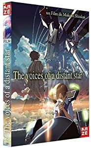 """Afficher """"The voices of a distant star"""""""