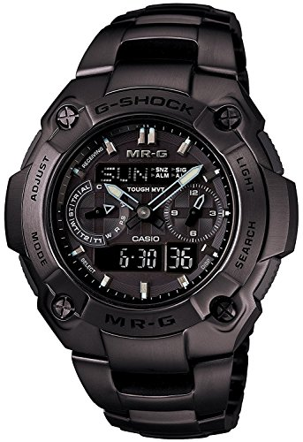 CASIO watch G-SHOCK MRG world six stations corresponding Solar radio MRG-7700B-1BJF Men's