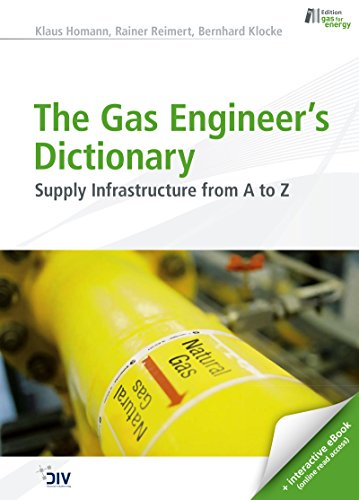 Engineers A To Z >> Gas Engineer S Dictionary Supply Infrastructure From A To Z