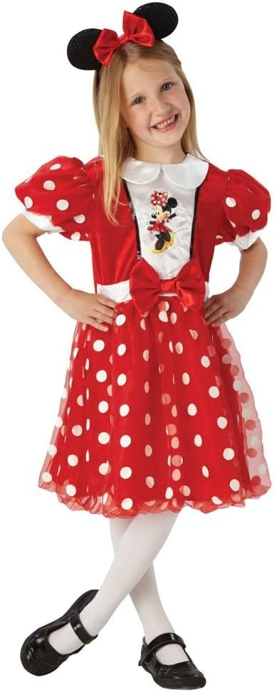 Glitter Mouse | Disfraz para niños | Tamaño: 5 a 8 años | Minnie ...