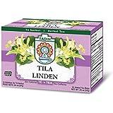 Tadin Tila Herbal Tea, Linden 24 ea ( Pack of 3 )
