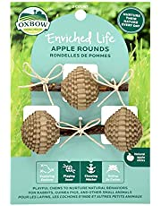 Oxbow Enriched Life Apple Rounds