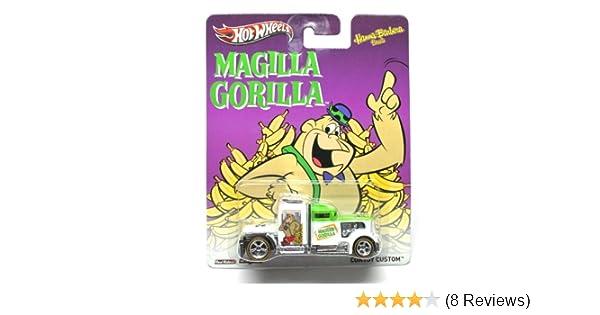 CONVOY CUSTOM * MAGILLA GORILLA/ HANNA-BARBERA * Hot Wheels 2013 Pop Culture Series 1:64 Scale Die-Cast Vehicle
