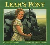 Leah's Pony, Elizabeth Friedrich, 1563971895
