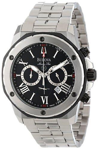 Bulova Men's 98B106 Marine Star Calendar Watch