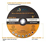 "S SATC 9"" Angle Grinder Cutting Wheel 25PCS 9"" x"