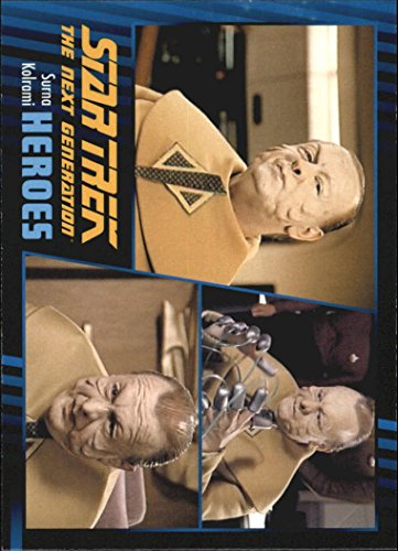 2013 Star Trek The Next Generation Heroes And Villains  25 Surna Kolrami   Nm Mt