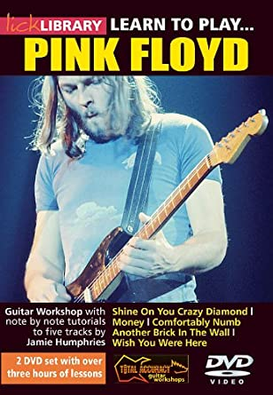 Learn to Play Pink Floyd Guitar Techniques - Toy Piano and Violin ...