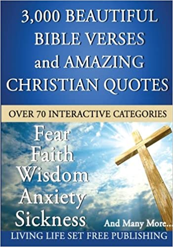 Amazon.com: 3000 Plus Beautiful Bible Verses and Amazing ...