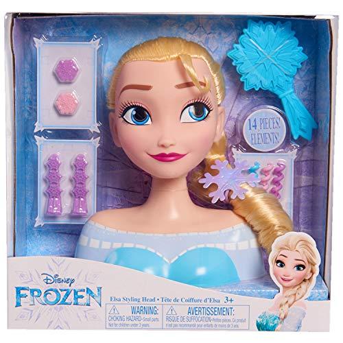 Frozen Styling Head Elsa Now $9.88