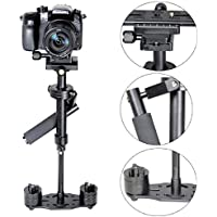 YELANGU S60N Stabilizer Aluminum Handheld Steady for Video Camera DV DSLR
