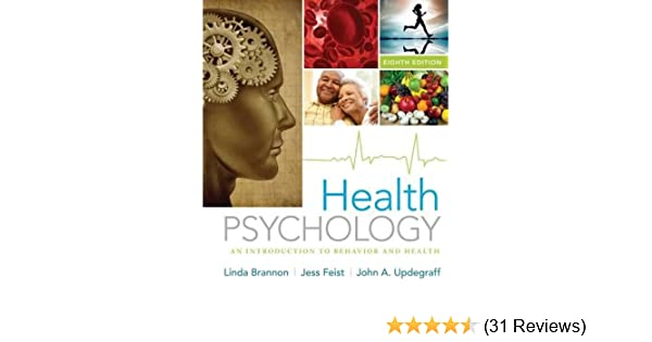 Amazon health psychology an introduction to behavior and amazon health psychology an introduction to behavior and health 9781133593072 linda brannon jess feist john a updegraff books fandeluxe Gallery