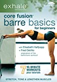 Exhale: Core Fusion Barre Basics for Beginners offers