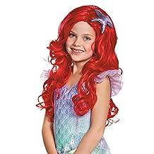 Disney's The Little Mermaid Ariel Ultra Prestige Girls Wig
