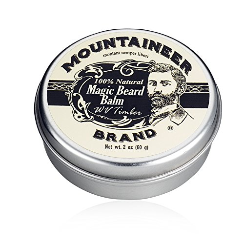 Magic Beard Balm Mountaineer Band