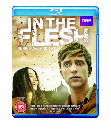 In the Flesh (Series 1 & 2) - 3-Disc Set ( In the Flesh - Series One and Two ) [ Blu-Ray, Reg.A/B/C Import - United Kingdom ]