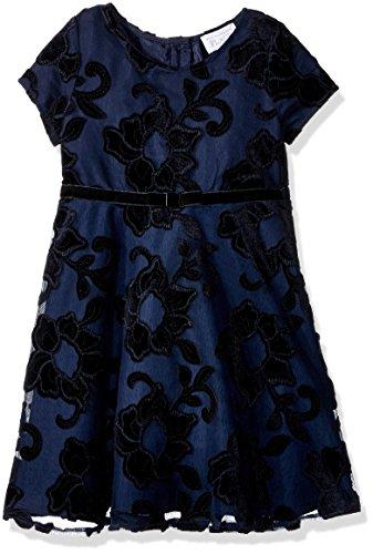 The Children's Place Baby Little Girls' Sleeveless Dressy Dresses, Tidal 90615, 3T