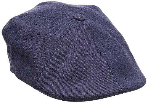 - Kangol Men's Wool Flexfit 504, Denim, S/M