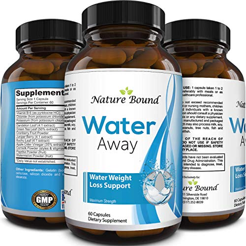 Water Pills for Bloating