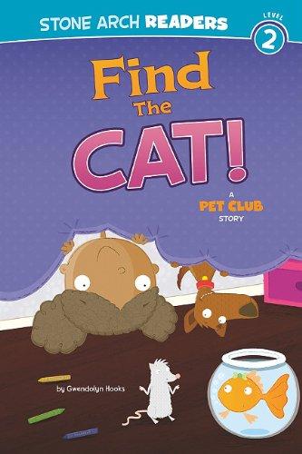 Books : Find the Cat!: A Pet Club Story