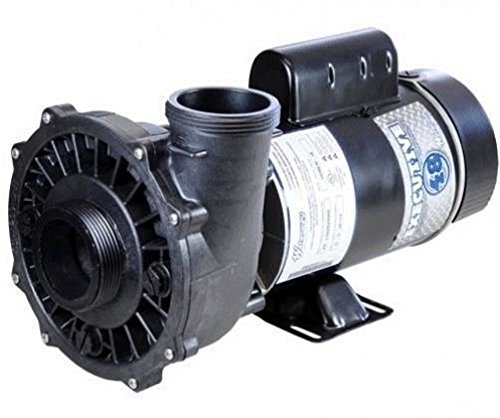 3 hp 230V 2-Speed Waterway Spa Pump Side Discharge | 48 Frame Executive | 3421221-1A