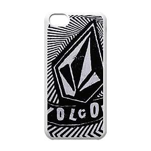 iPhone 5C Phone Case White Volcom ES3TY7842485