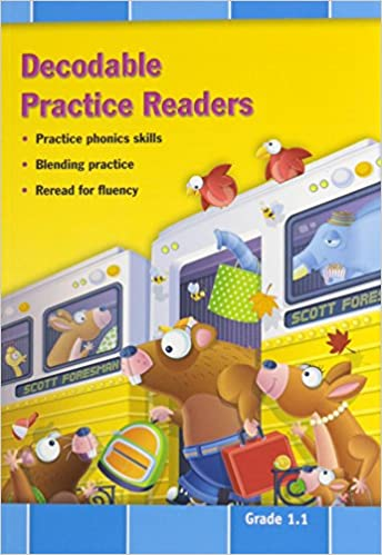 Decodable Practice Readers Units R 1 Grade 1 1