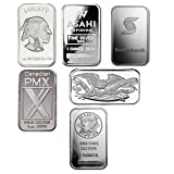 Our Choice. You Will get one New 1 oz.999 Silver Bar