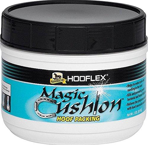 ABSORBINE HOOFLEX MAGIC CUSHION HOOF PACKING - 2 POUND - Magic Cushion Horse