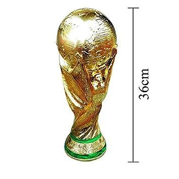 Ts Nslixuan Volle Grosse 2 Kg Wm Pokal Fussball Genauso Wie