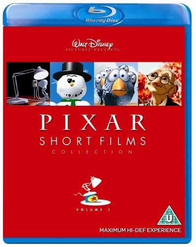 Buy pixar short blu ray