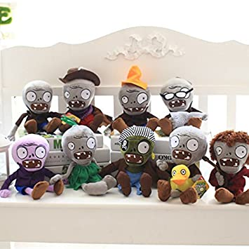 Creative ChengBai Cartoon zombie dolls doll peluches Halloween geek viral muñecas de regalo para mi novio