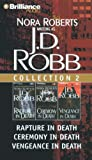 J.D. Robb CD Collec.2(Abr.)