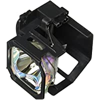Lutema 915P043010-PI Mitsubishi 915P043010 915P043A10 Replacement DLP/LCD Projection TV Lamp - Philips Inside
