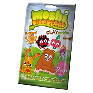 Moshi Monsters - Clay Buddies Booster pack