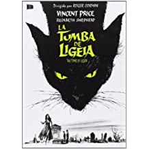The Tomb of Ligeia - Vincent Price - Audio: English, Spanish - All Regions