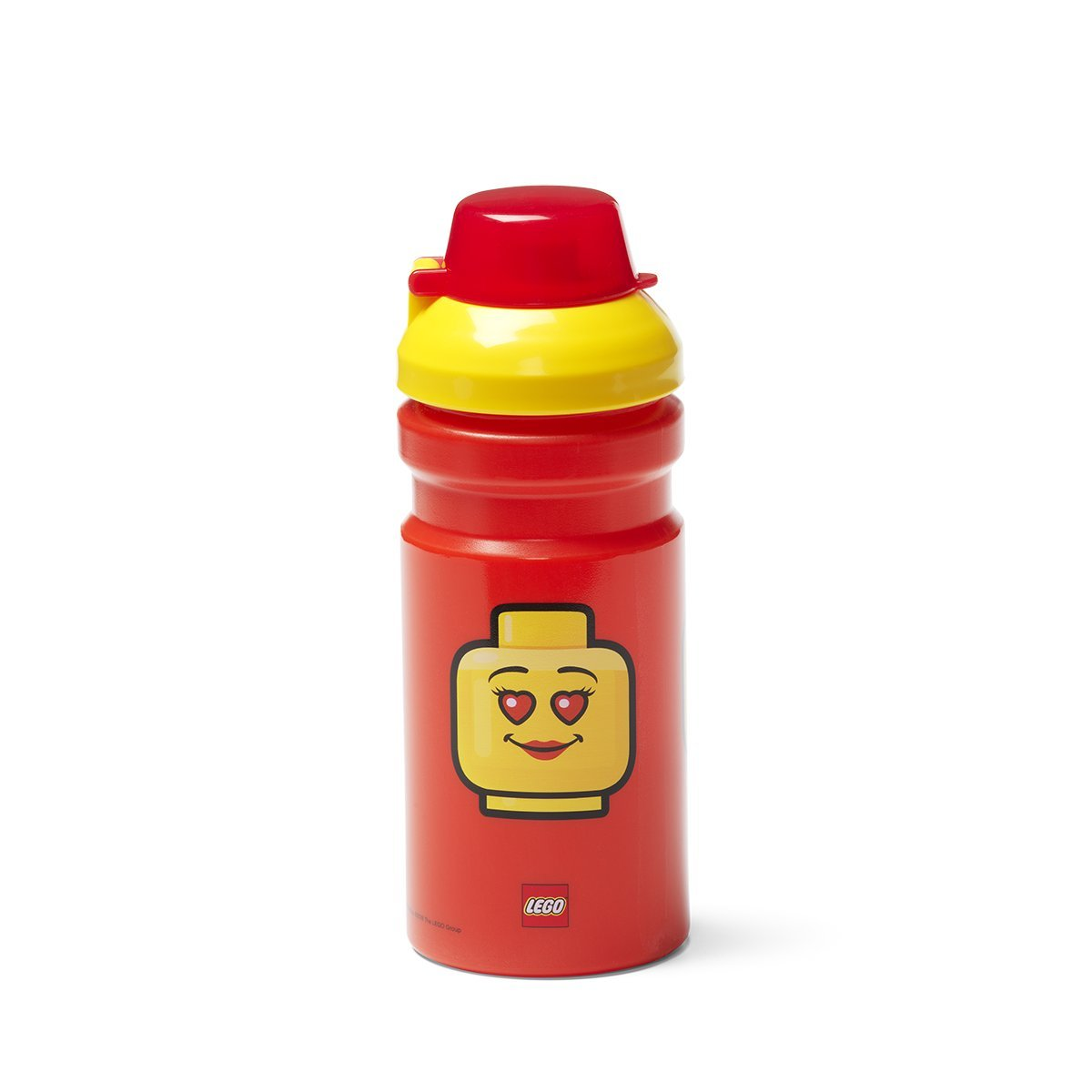 LEGO Ninjago Drinking Bottle, Bright Red, One Size Room Copenhagen 40561733