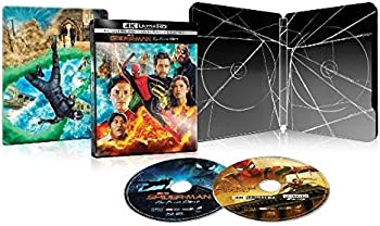 Spider-Man: Far From Home 2019 Limited Edition SteelBook