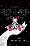 Book cover from The Night Circus by Erin Morgenstern