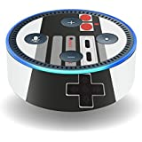 MightySkins Protective Vinyl Skin Decal for Amazon Echo Dot (2nd Generation) wrap Cover Sticker Skins Retro Gamer 3